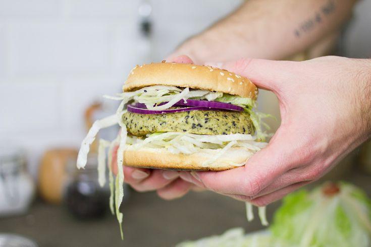 burger di broccoli siciliani