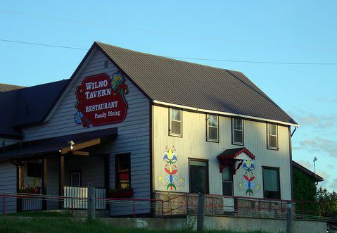 Wilno Tavern ... LOVE/MISS this beautiful establishment ... GERG lol