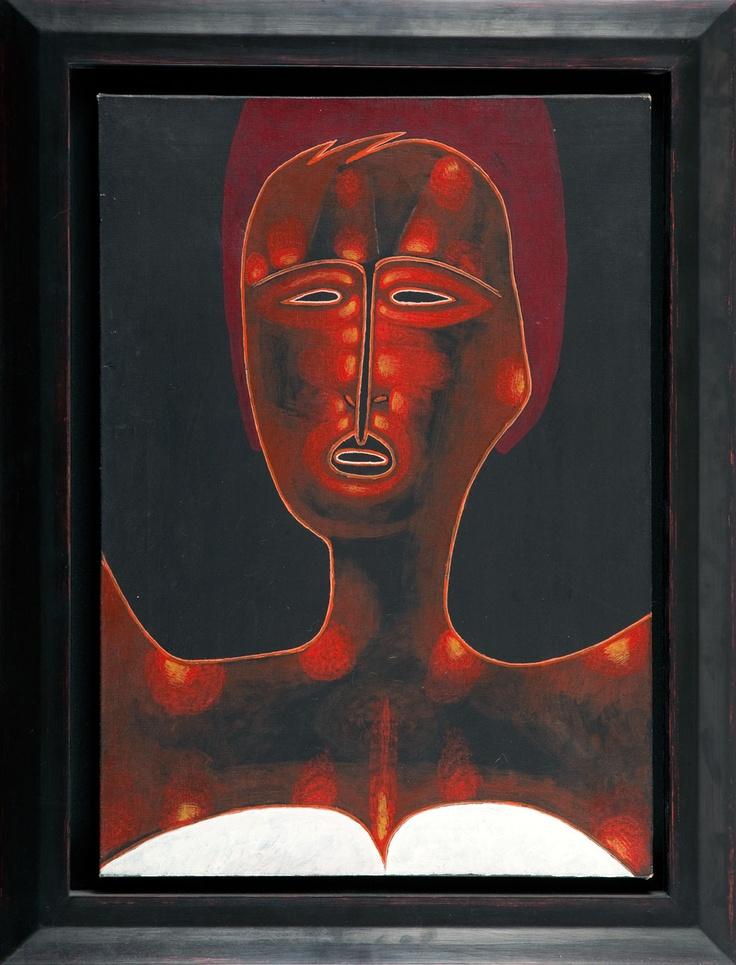 013 Portret, 1978 r.