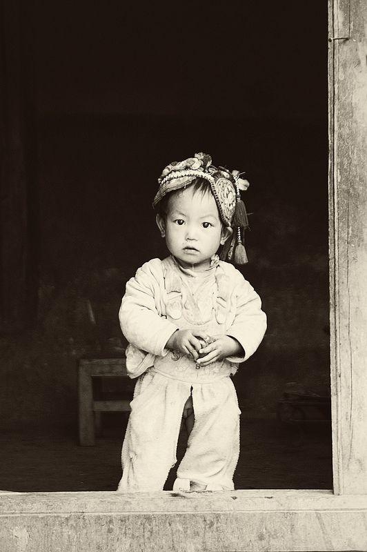 Chinese boy Dali