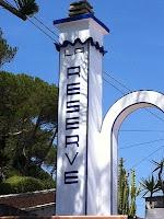 Ristorante La Reserve, Bordighera