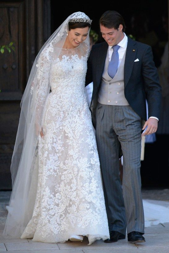 Prince Felix and Claire Lademacher, September 21, 2013 | The Royal Hats Blog