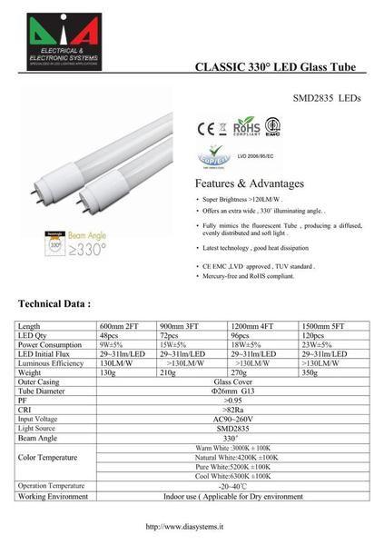 """ILLUMINAZIONE LED - DIA Systems """"distribuzione illuminazione """" LED """" - PRODOTTI INDUSTRIALI"""
