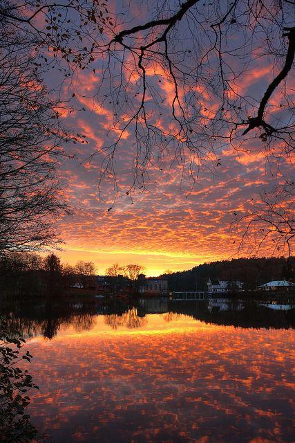 Amazing Sunset #Beautiful #Places #Photography