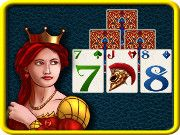 Exciting Solitaire game in a nice fantasy theme! Challenge your card skills in Fantasy-Solitaire, a TriPeaks or so called Tower Solitaire game. Your goal is to clear the game board by selecting the cards in a sequence and moving them from the tableau to the foundation.  The longer the card sequences are the more points you will get per card.  The order of cards is a carousel::   ..., 4, 3, 2, Ace, King, Queen, Jack, ...4, 3, 2... In case you get stuck, use the Joker card which you can play…