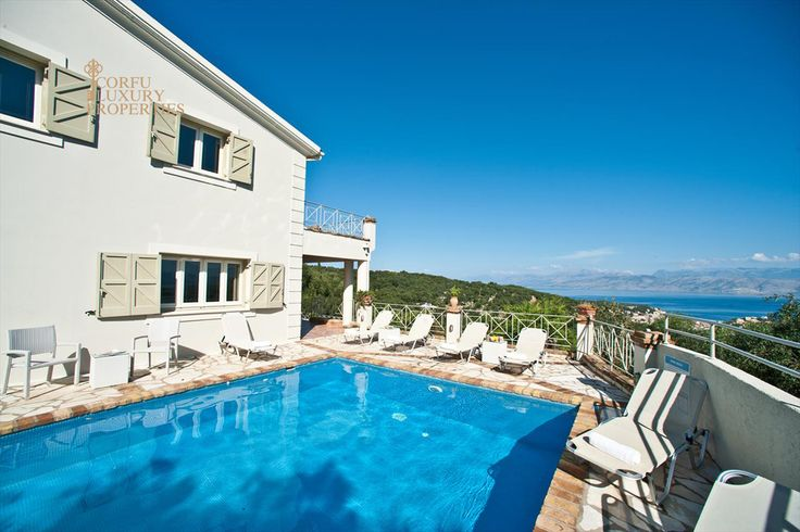 5 bedroom, sea view villa for sale in Kassiopi, North East Corfu From: http://corfuluxuryproperties.com/property/5-bedroom-sea-view-villa-for-sale-in-kassiopi-north-east-corfu