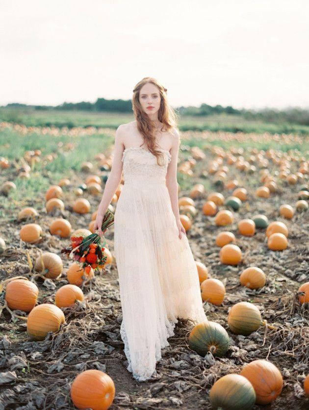 Fall Wedding Ideas | Bridal Musings Wedding Blog