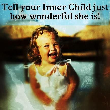 we all need to release the inner child...