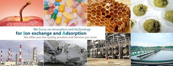 Ion exchange resin│adsorbent resin│chelating resin│water treatment chemical-Sunresin