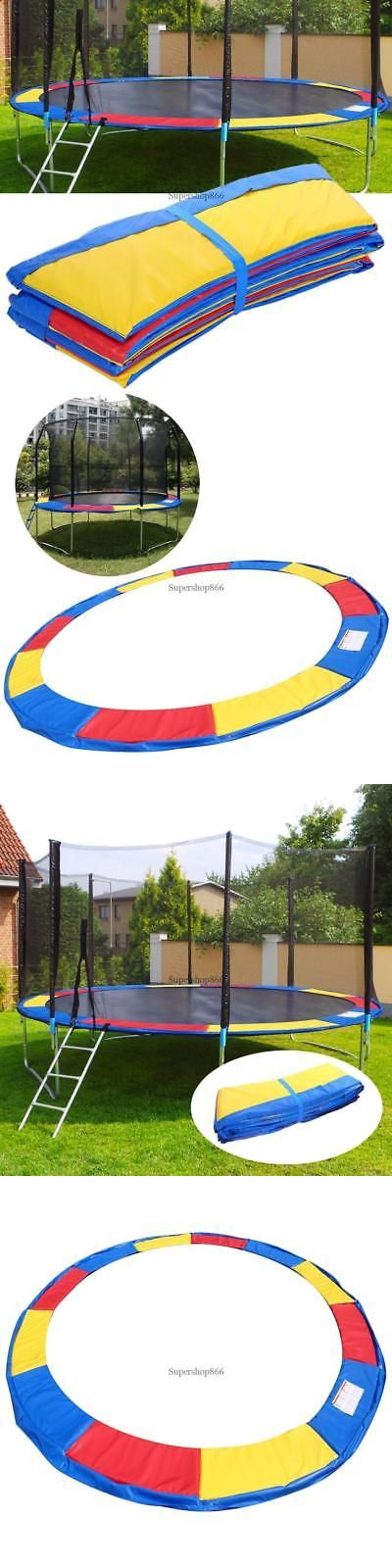Trampolines 57275: 14Ft Trampoline Replacement Protection Frame Safety Pad Round Cover Mat Gym -> BUY IT NOW ONLY: $61.27 on eBay!