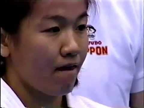 JUDO 1995 World Championships: Ryoko Tani (Tamura) 谷 亮子 (JPN) [LEGENDARY IPPON!] #judo #ippon #blackbelt #kodokan #japan