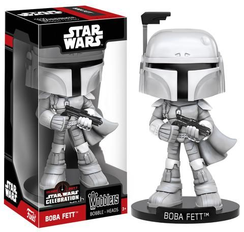 Funko Announces First Wave Of Star Wars Celebration Exclusive Figures - POPVINYLS.COM