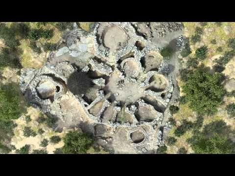 Sa Sedda 'e sos Carros, Oliena, Sardegna, Sardinia. Nuragic Age, XII - IX A.C., the cult of water, water worship. Il culto dell'acqua.