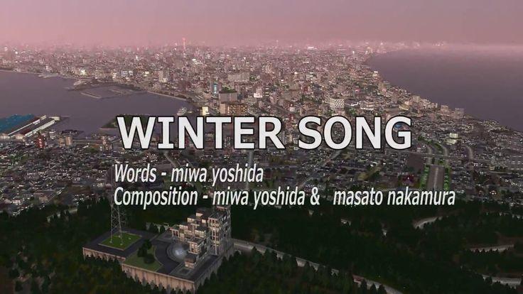 WINTER SONG: Snowy Christmas (Ver. Hakodate) 4:51 Dreams Come True / ウインターソング 雪のクリスマス A列車で行こう9再現シリーズ函館 - YouTube
