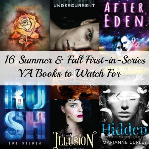 The best YA books coming out summer and fall 2013