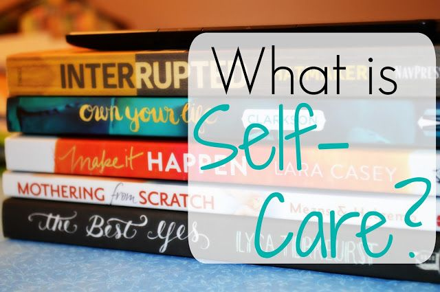 Townsend House: What is Self-Care?
