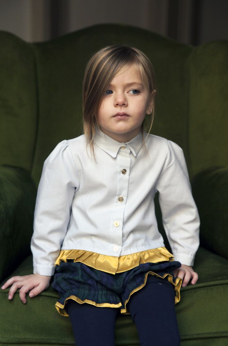 Storyteller's Song, Autumn-Winter 2015/16 by Les Petits Vagabonds  #kidsfashion #madeinbarcelona #kids #girl