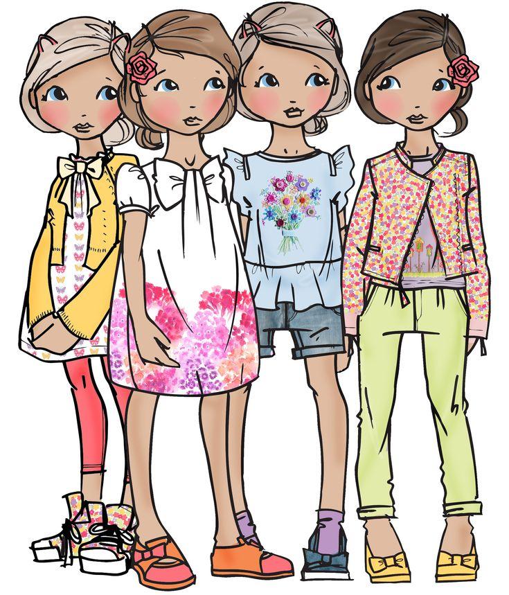 sherbert palette girls