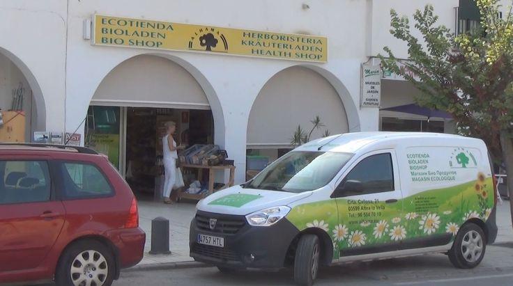 Alhama BIO Tienda, Altea la Vella, Spain
