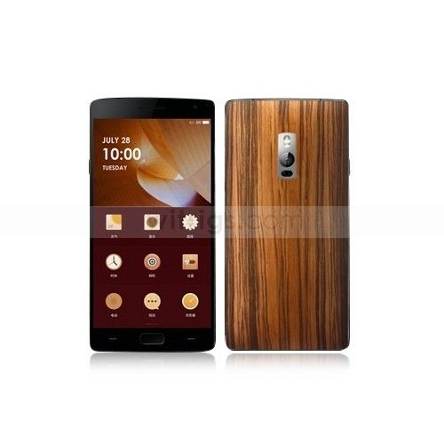 oem styleswap cover for oneplus 2 rosewood - witrigs.com