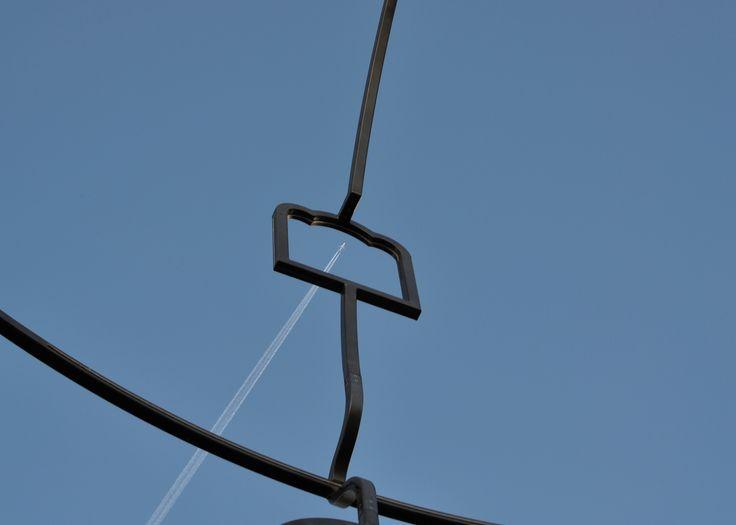 Large-Scale public sculpture. Mitte. Berlin.