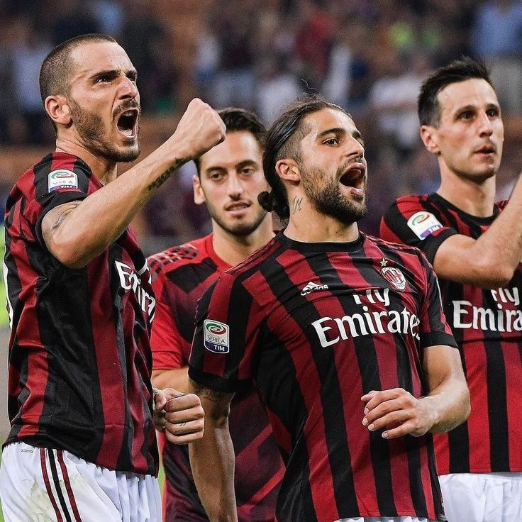 Team! AC Milan
