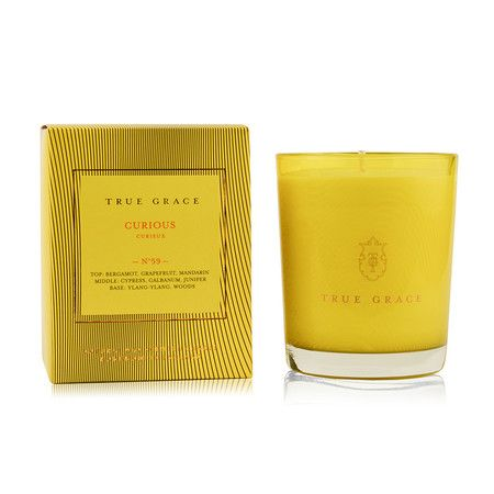 True Grace - Curious Classic Candle - No.59 - Yellow