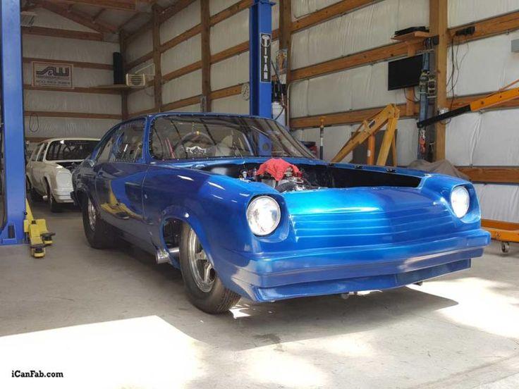 1977 Vega Hatchback quick look around video Drag
