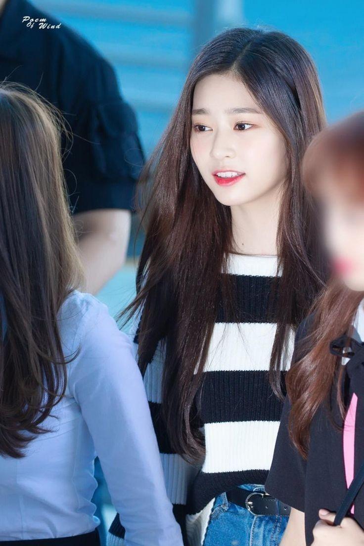 IZONE ~Minju~   ᴵᶻᴼᴺᴱ   Chaeyeon, Yuri, Japanese girl group