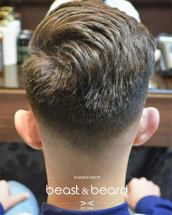 Pin On Trendy Hairstyles For Men The V Shaped Neckline