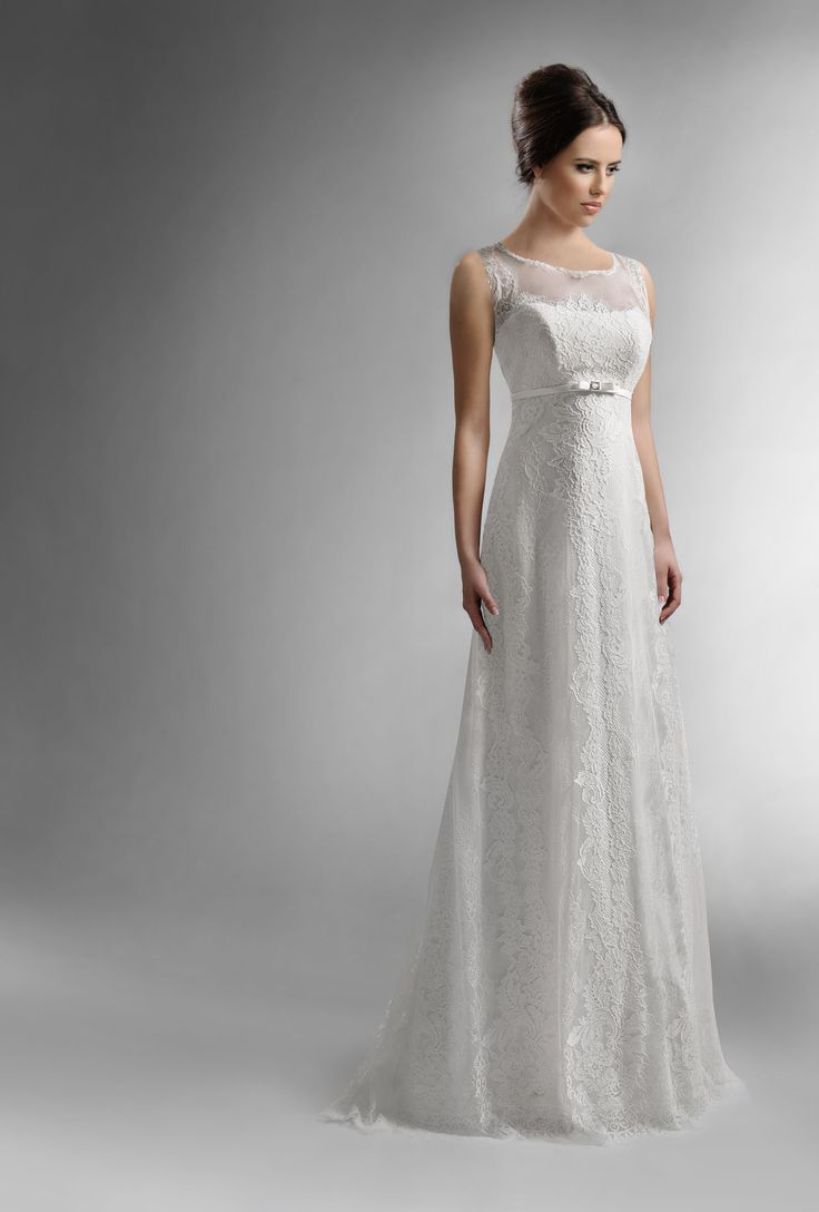 TO-497 - The One 2015 - Kolekcja sukni ślubnych Agnes - koronkowe suknie ślubne