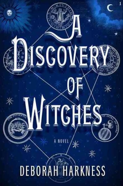 A discovery of witches.... Great book club choice for October, Leslie A.