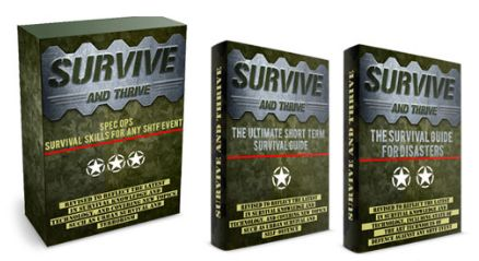 Gerry Largay s Survive and Thrive review, how does Survive and Thrive eBook program work? Is Survive and Thrive a scam? Find the truths here! Product: Survive and Thrive Author: Gerry Largay Official Page: surviveandthrivesystem.com Money Back Guarantee: Yes Refund: 60 Days Bonuses: Yes Survive and Thrive Review: The quest for a process which provides [ ]