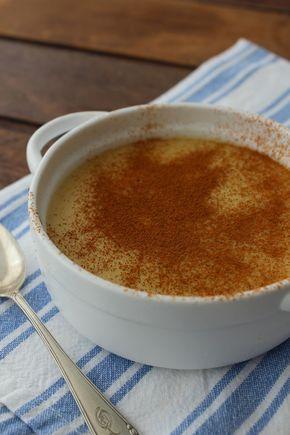 Curau de milho verde (ou canjica nordestina) feito com milho verde orgânico recém colhido. Imagine o aroma do suco escorrendo dos grãos...