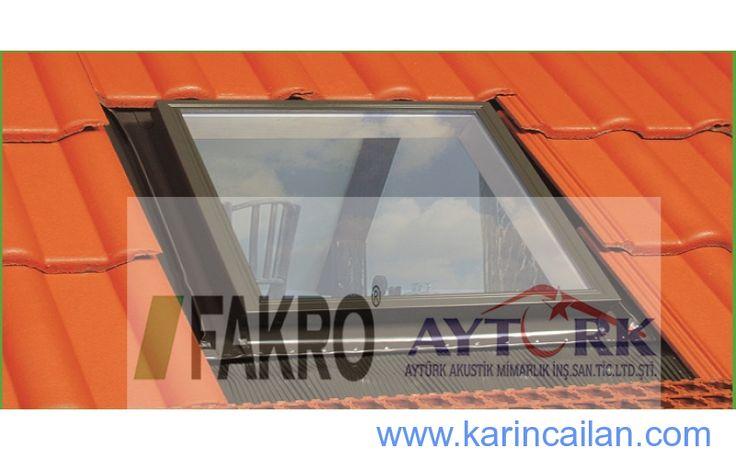 Çatı Çıkış Penceresi