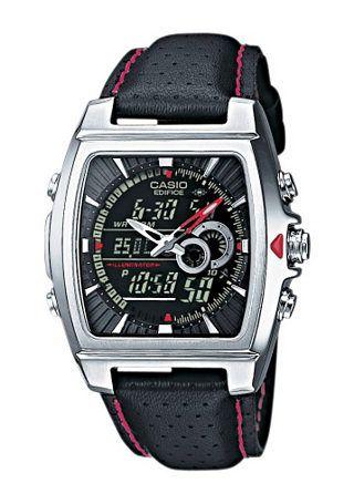 Chronograph, Casio, »EDIFICE, EFA-120L-1A1VEF«