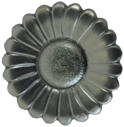 Approx Size 1 1 8 Dia Metal Stamping F47 Sunflower Approx 020 Steel Thickness 25 Gauge Metal 1 3 Thickness Of A Penny Steel Metal Stamping Metal Stamp