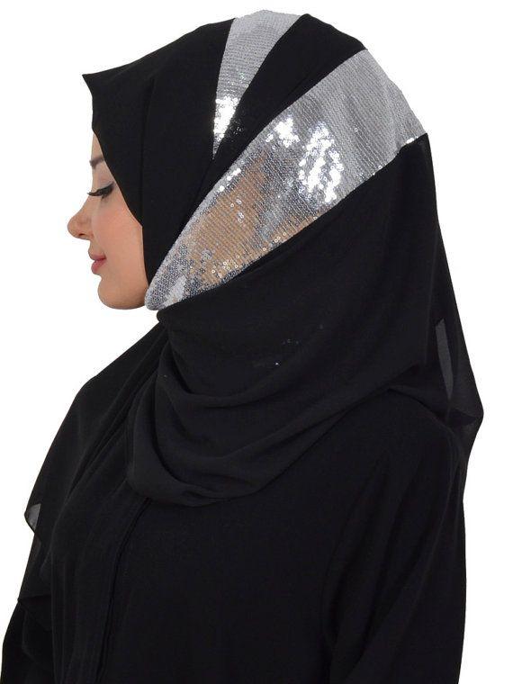 Shawl Code: AS-0017 Muslim Women Hijab Scarf by HAZIRTURBAN