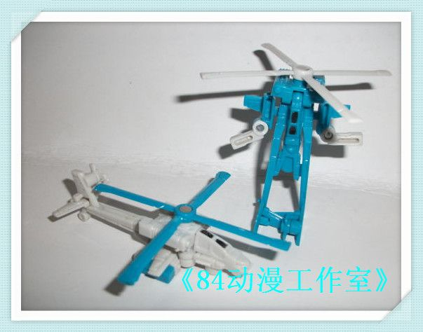 ko transformers series of classic series of miniature helicopter rotor 3 yuan #transformer