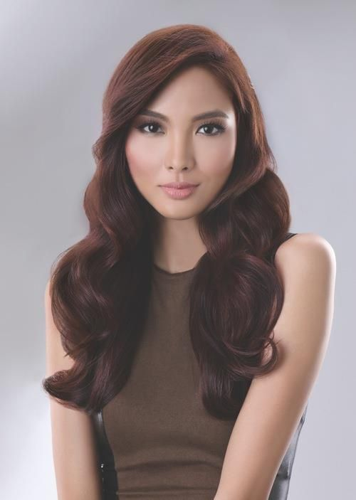 26 Best Images About Filipino Hairstyles On Pinterest  Hair Trends Woman Ha