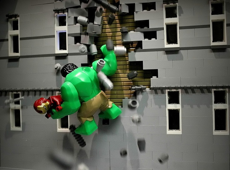 Hulk to the rescue | Flickr - Photo Sharing!