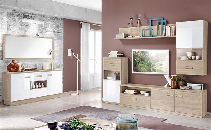 Mobili sala da pranzo mondo convenienza mobilia la tua casa for Immagini soggiorni