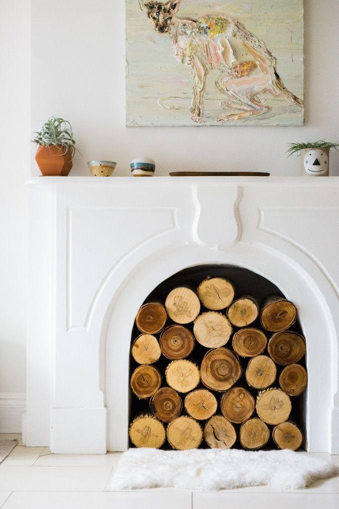 An Art-Filled Modern Home | A Cup of Jo