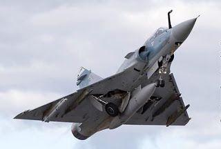Brazilian Air Force Dassault Mirage 2000C (locally known as Dassault F-2000)