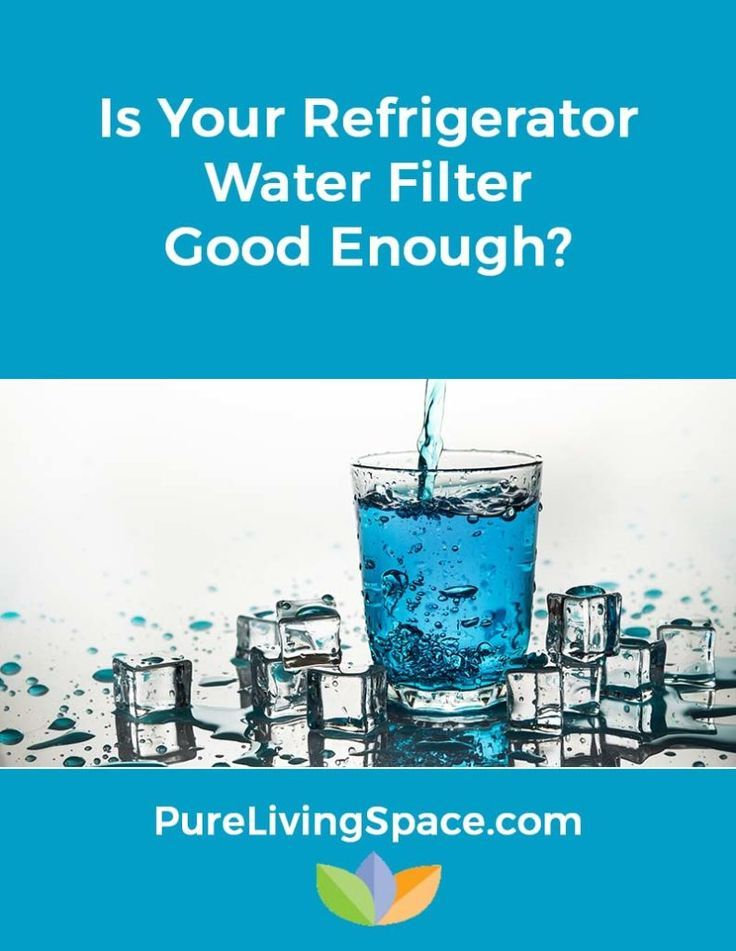 Did you know that refrigerator water filter quality and effectiveness really varies? Get a new perspective on water filters. Click to read more or PIN to save for later.