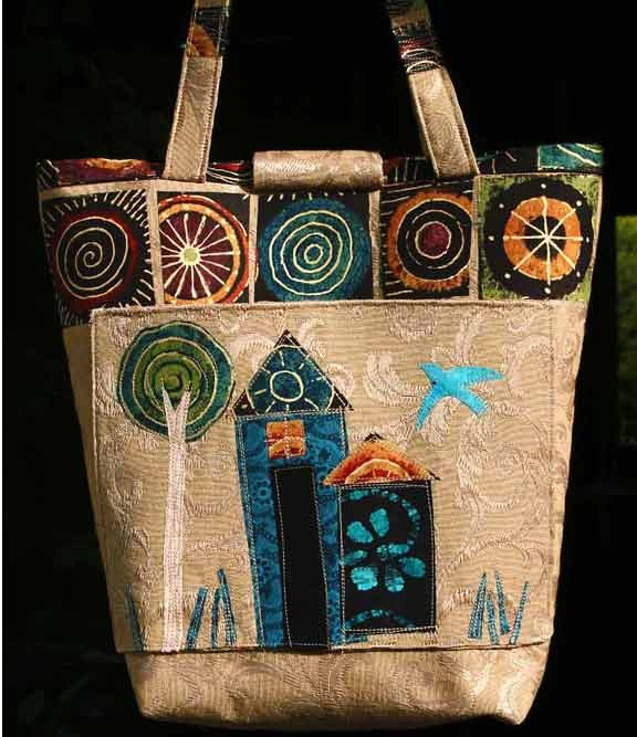 Purse Art by DJ Pettitt - bag is already sold
