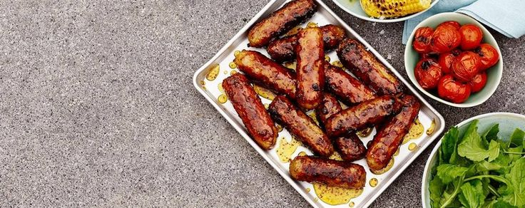 James Martin's Extra Special Glazed Sausages - Asda Good Living