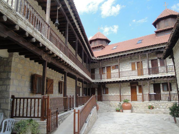 Μοναστήρι Παναγία Αμασγούς - Μονάγρι - Λεμεσός