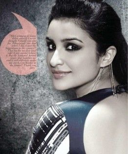 Parineeti Chopra Photoshoot For ANDpersand Magazine (May-June 2013). Parineeti Chopra features on the cover of ANDpersand Magazine edition for the month of May-June 2013. She looks beautiful and glamorous in the shoot. Checkout Parineeti Chopra.