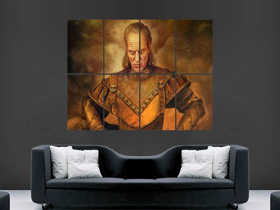 Vigo Ghostbusters Movie Poster Print Art Wall by PosterCITY